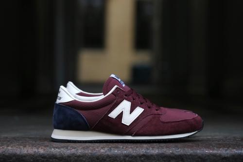 New Balance 420 - Burgundy