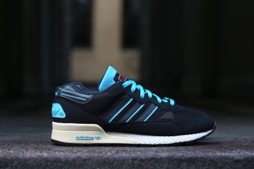 adidas Originals ZX 710 - Black / Carbon / Samba Blue