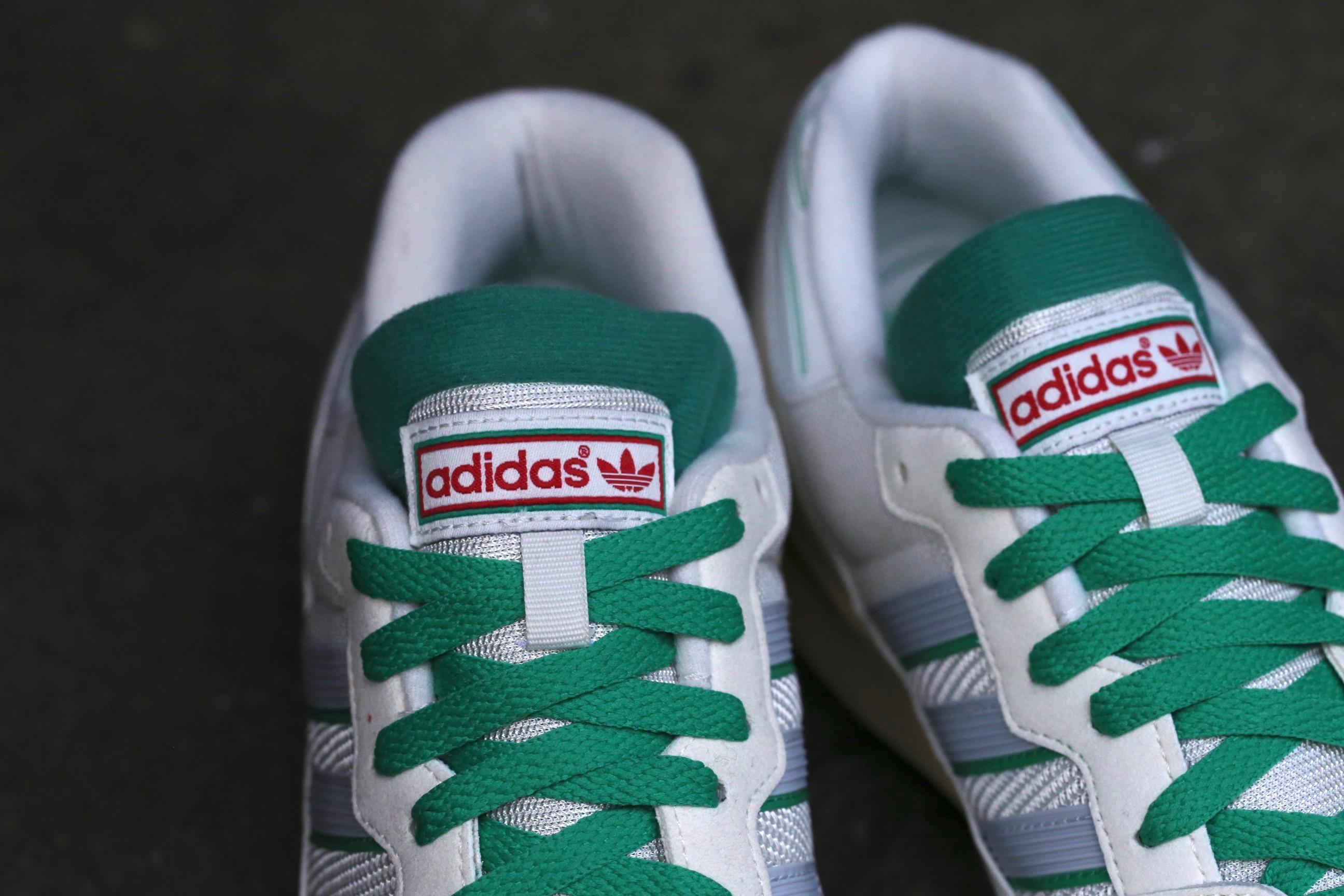 2b7391e33c3ae adidas Originals ZX 710 – White Vapour   Fresh Green – STASP