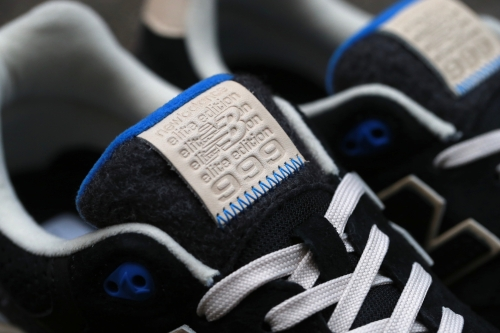 "New Balance 999 Elite Edition ""Wool"" Pack - Black"