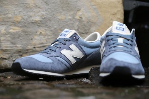 New Balance U420RPB - Dusty Blue