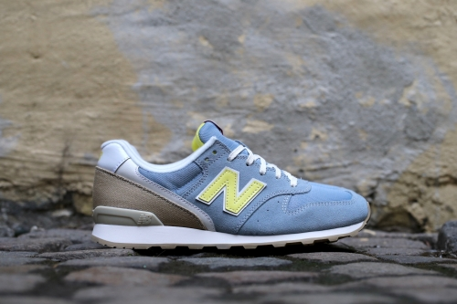 New Balance WR996HD - Flint Gray