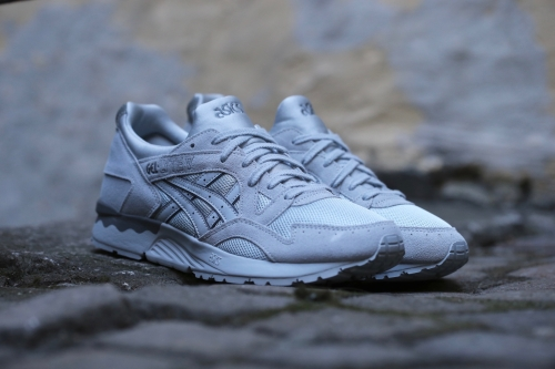 "ASICS Gel-Lyte V ""Lights Out"" Pack - Light Grey / Light Grey"