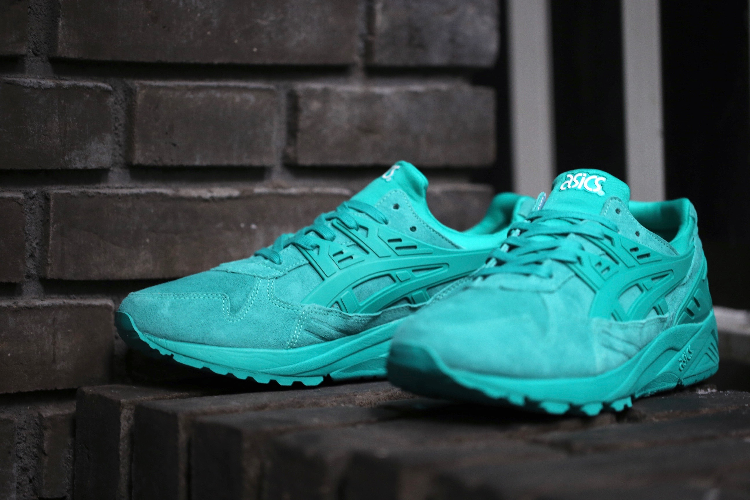 "7b0a4f8863171 ASICS Gel-Kayano Trainer ""Ocean"" Pack – Spectra Green   Spectra ..."