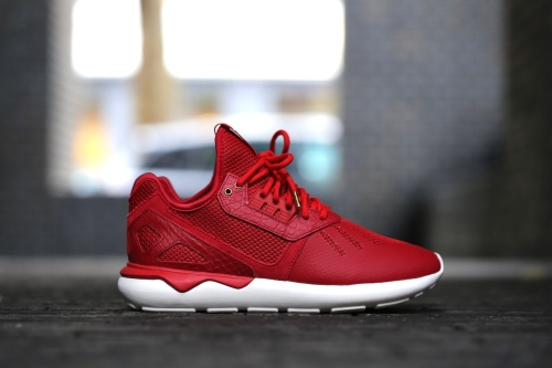 "adidas Originals Tubular Runner CNY ""Chinese New Year"" Pack - Power Red / Red / Gold Metallic"