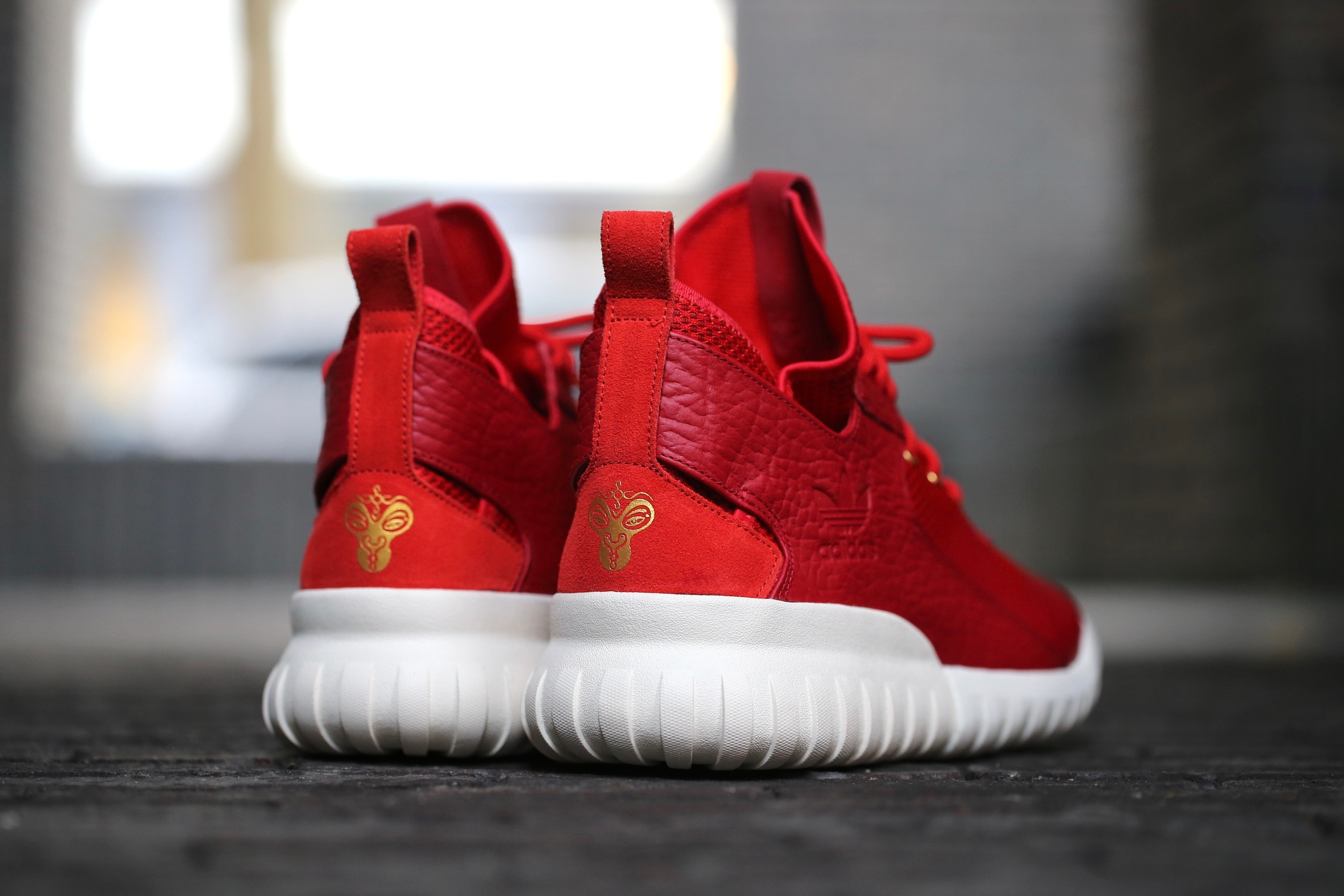 "adidas Originals Tubular X CNY ""Chinese New Year"" Pack – Power Red ... 851facba2"