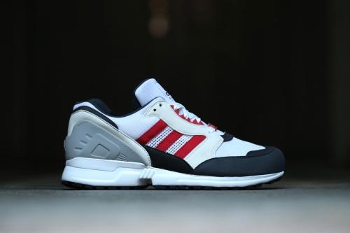 adidas Originals Equipment Running Cushion - Running White / Collegiate Red / Running White