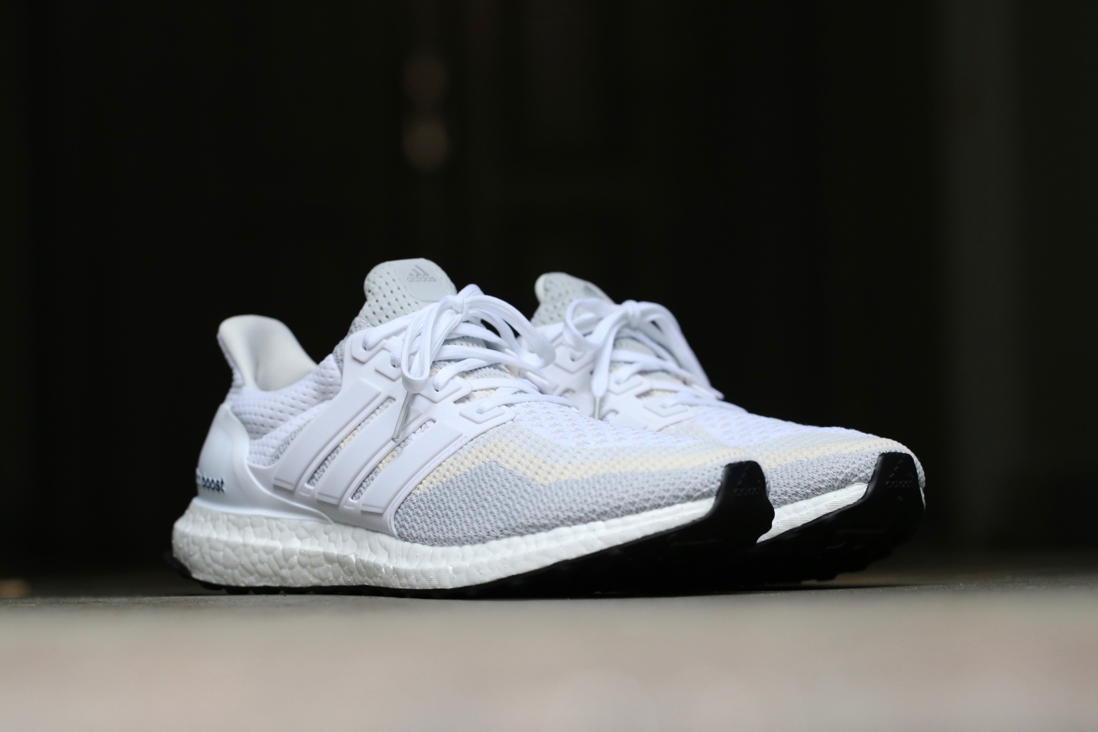 Adidas Ultra Boost W Ftwr White Clear Grey Core