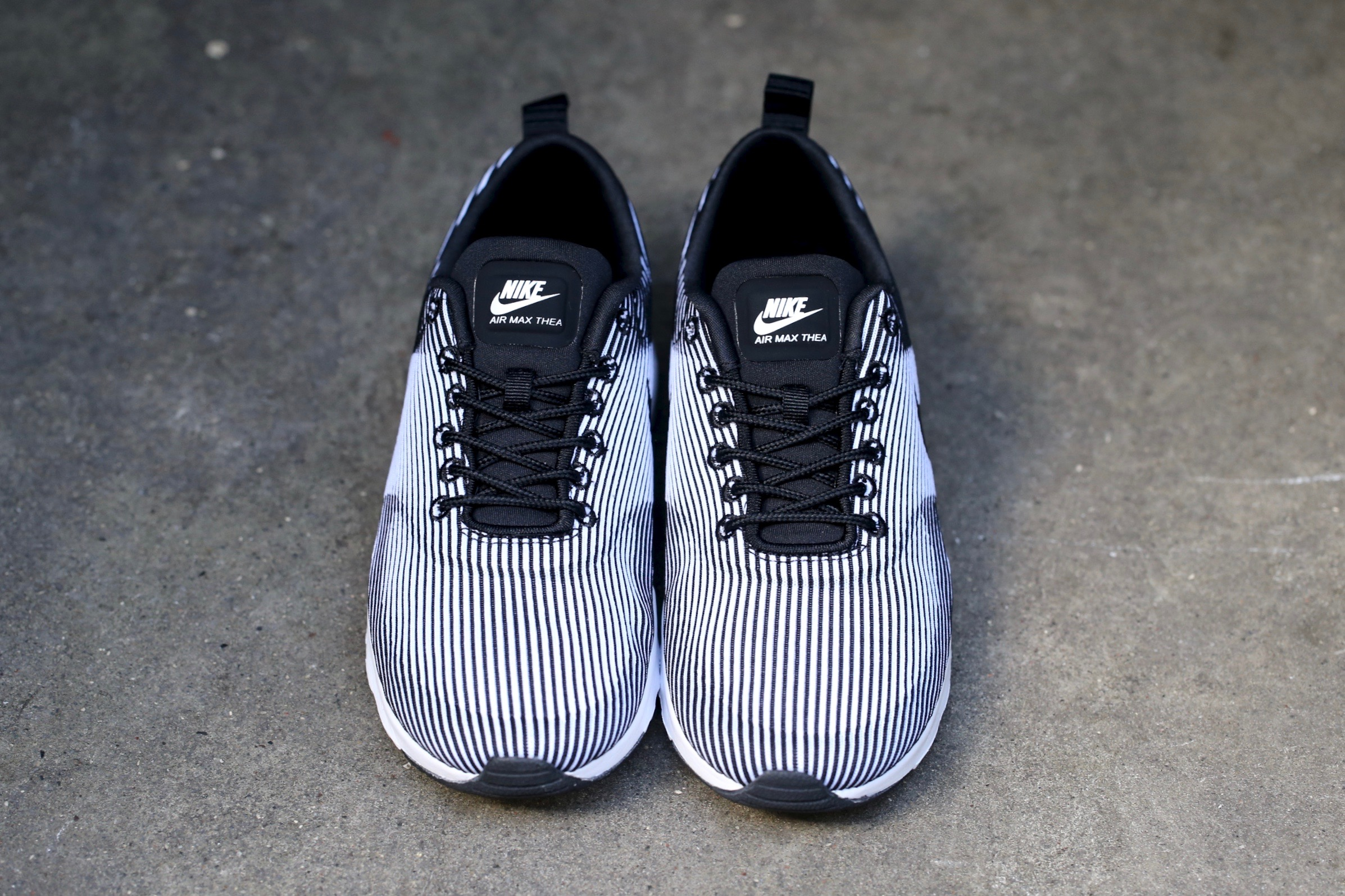 for whole family picked up shades of Nike W Air Max Thea KJCRD – Black / White / Metallic Silver – STASP