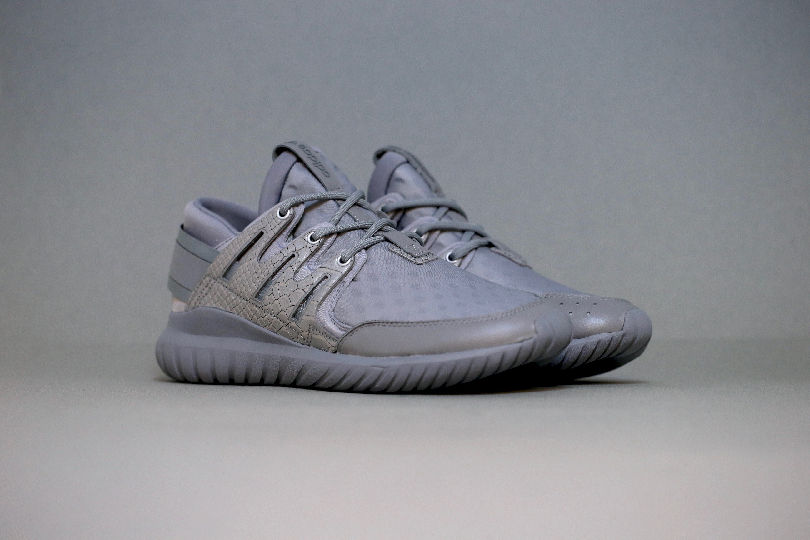 "cb2a0aa933bb adidas Originals Tubular Nova ""Luxe Textile"" Pack – Ch Solid Grey ..."
