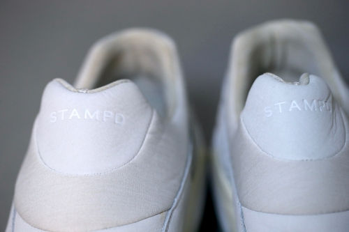 Stampd x PUMA Trinomic Sock - Whisper White