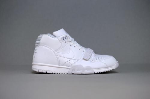Nike Air Trainer 1 Mid - White / White / Pure Platinum