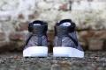 Nike W Air Force 1 Flyknit - Black / Black / White