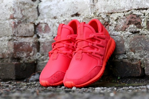 adidas Originals Tubular Nova - Red / Red / Core Black