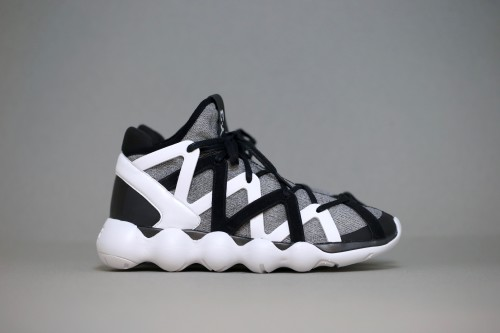 Y-3 Kyujo High - Core Black / Ftwr White / Core Black