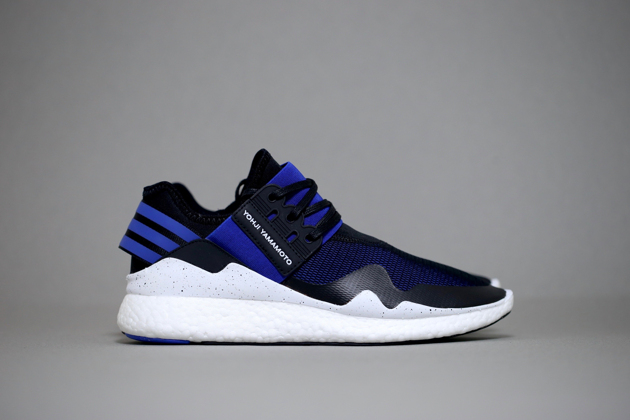 84958efd27be0 Y-3 Retro Boost – Electric Blue   Core Black   Ftwr White – STASP