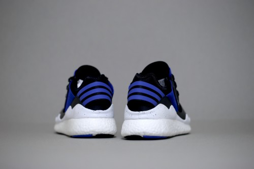 Y-3 Retro Boost - Electric Blue / Core Black / Ftwr White