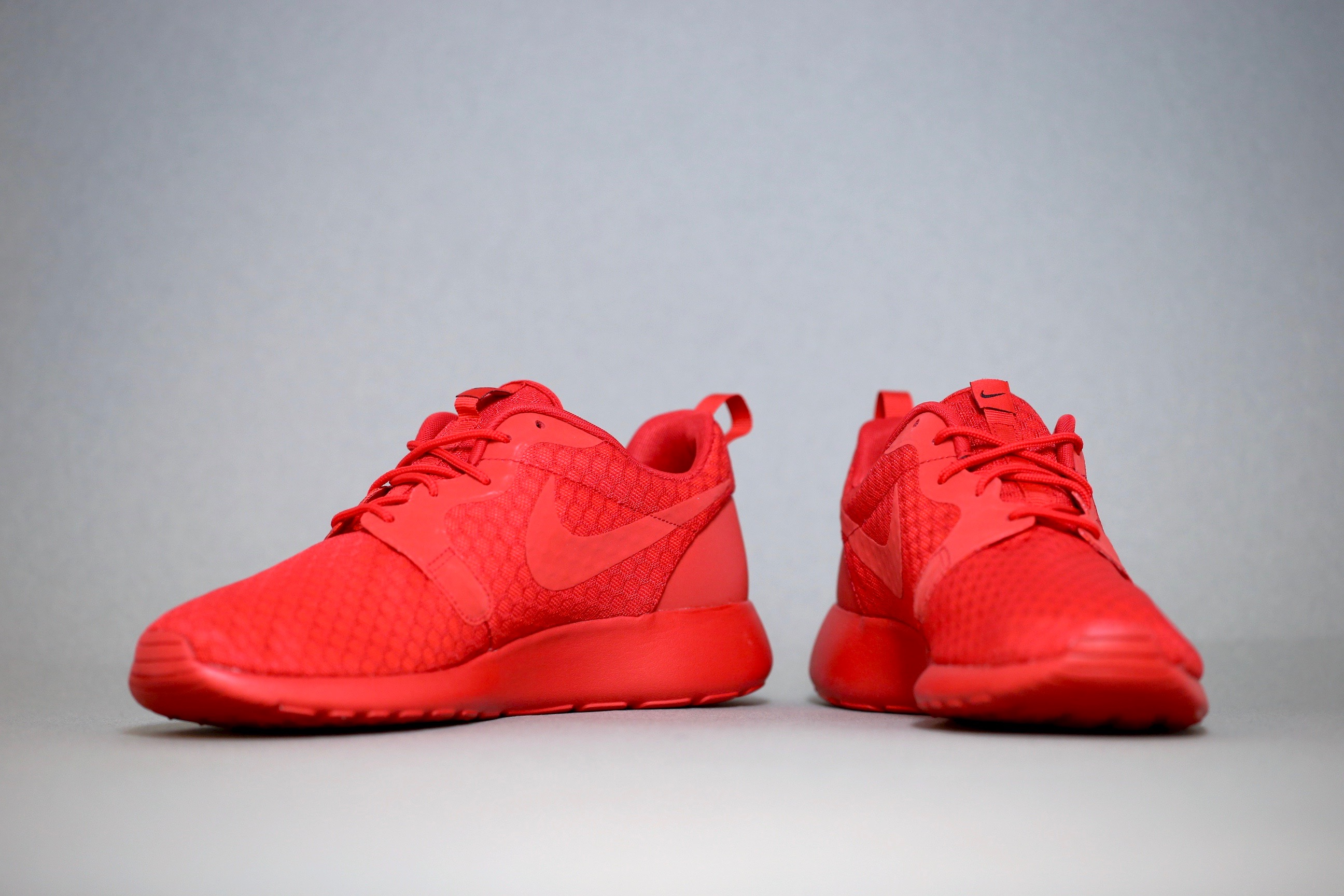big sale 9ae2d ca7cc Nike Roshe One Hyperfuse - University Red / University Red / Black