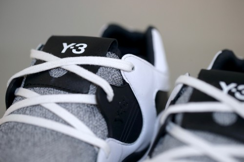 Y-3 QR Run - Vintage White / Ftwr White