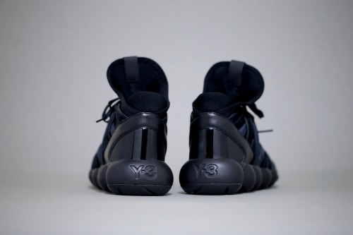 Y-3 Kyujo High - Core Black / Core Black / Core Black