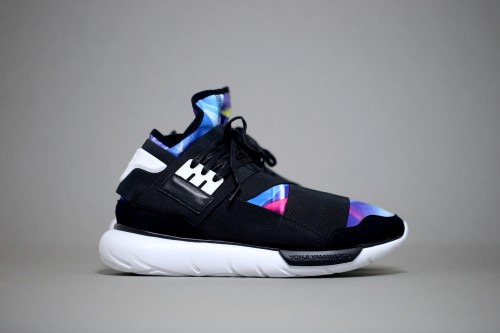 Y-3 Qasa High - Core Black / Multicolor