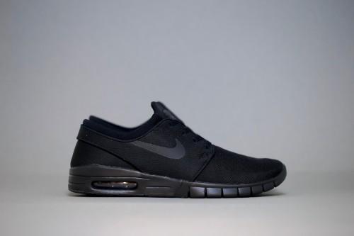 Nike SB Stefan Janoski Max - Black / Black / Anthracite