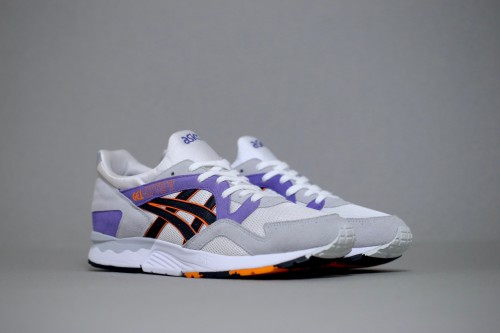 ASICS Gel-Lyte V - White / Black