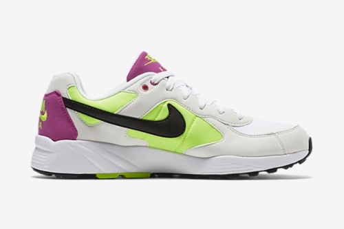 Nike Air Icarus NSW - Summit White / Black / Volt / Fuchsia Flash