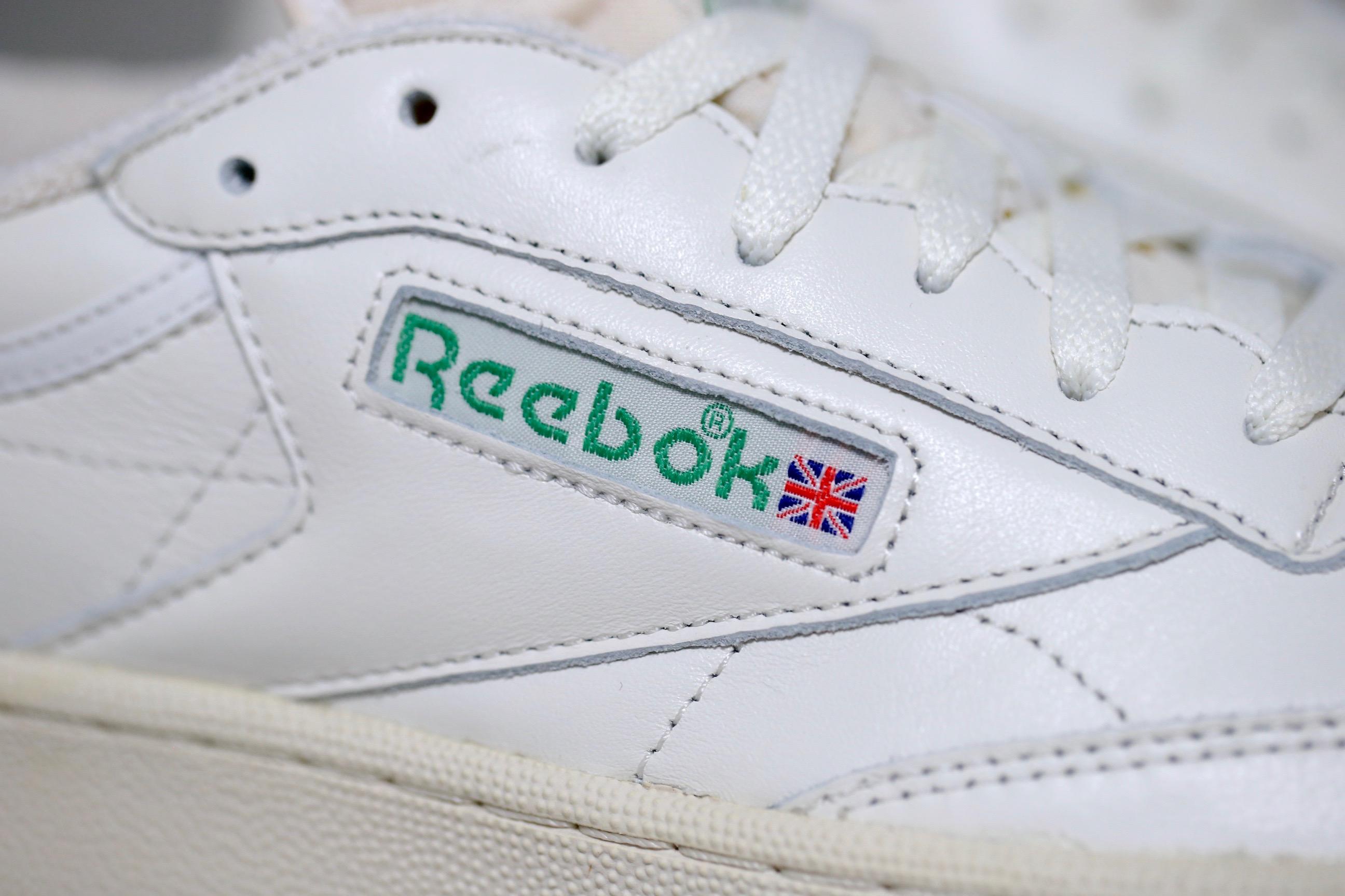 reebok iconic club c 85 vintage