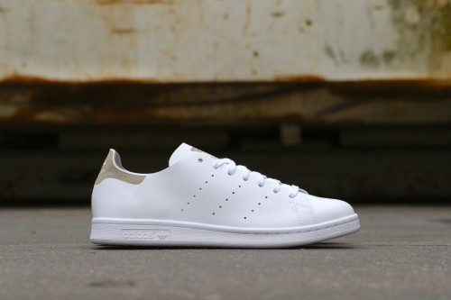 adidas Originals Stan Smith Decon - Ftwr White / Ftwr White / Light Brown