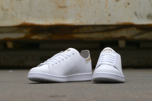 adidas Originals Stan Smith Decon - Ftwr White / Ftwr White / Light Brown