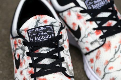 "Nike SB Stefan Janoski Max PRM ""Cherry Blossom"" Pack"