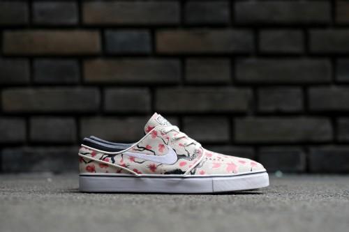 "Nike SB Zoom Stefan Janoski Elite ""Cherry Blossom"" Pack"