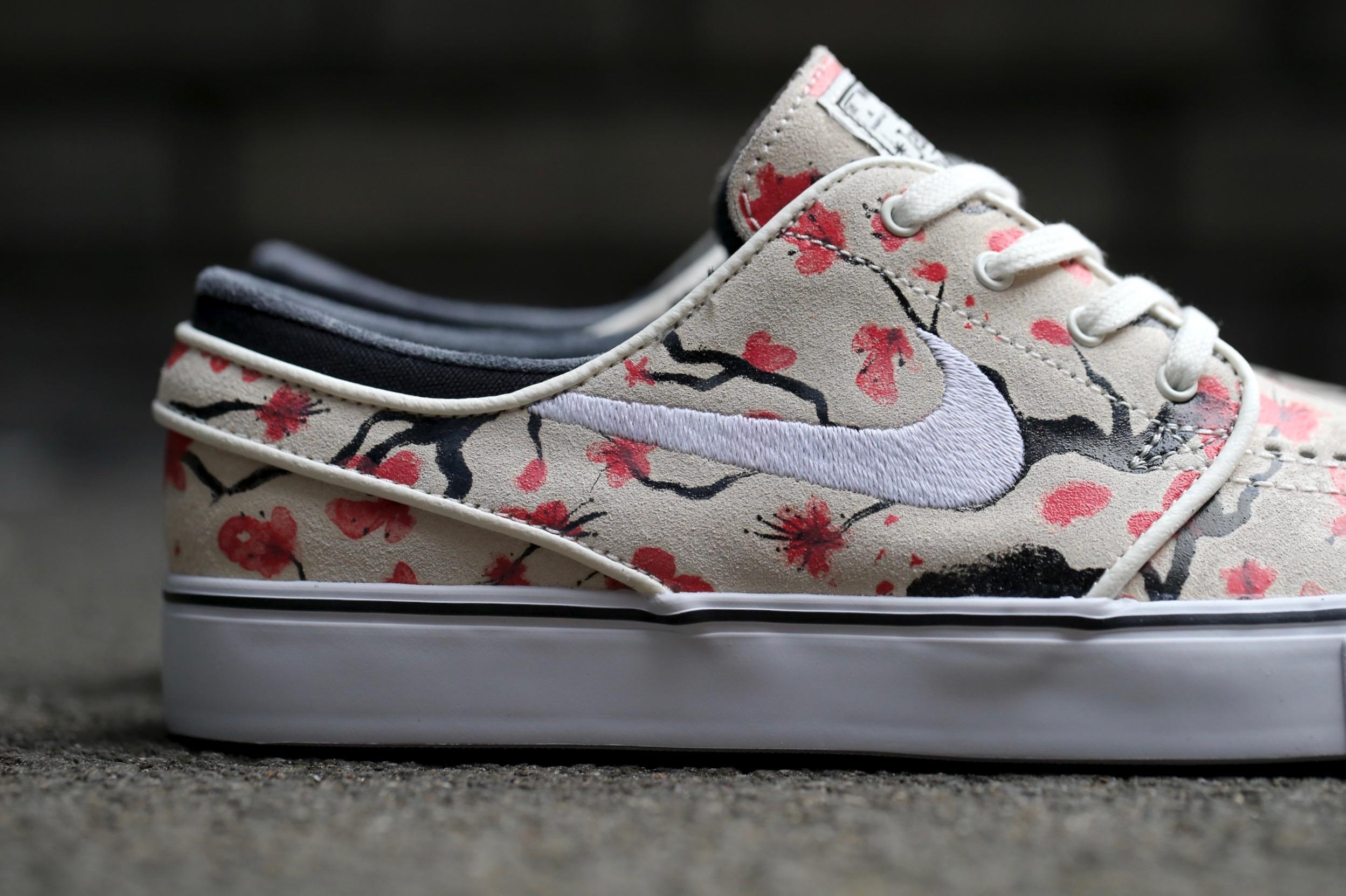 """2188e71da34d57 Nike SB Zoom Stefan Janoski Elite """"Cherry Blossom"""" Pack – STASP"""