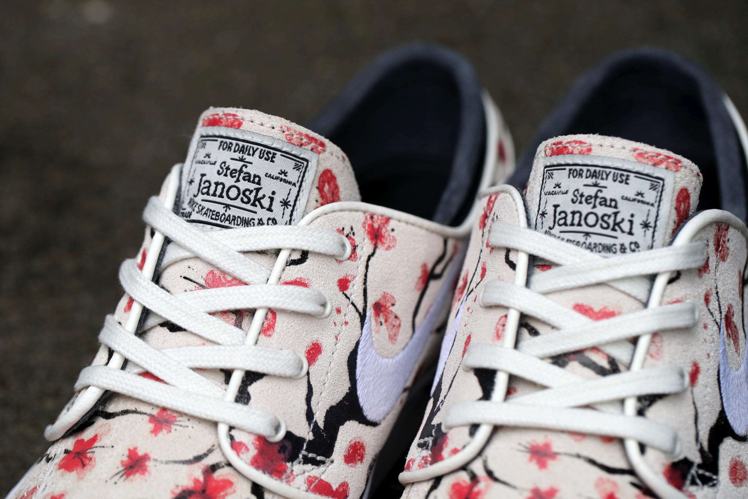 Nike Sb Zoom Stefan Janoski Elite Sko Cherry Blossom VhKMV6uyvm