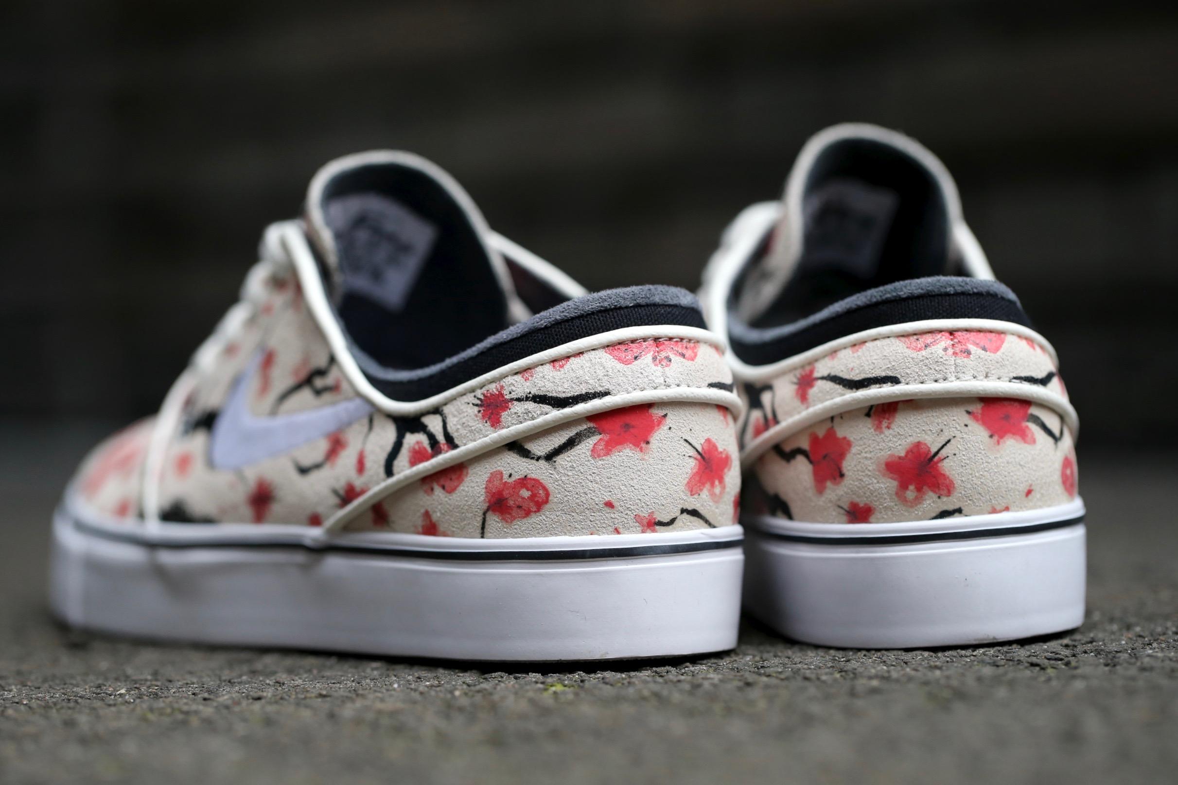 "cb8989fef010e Nike SB Zoom Stefan Janoski Elite ""Cherry Blossom"" Pack – STASP"