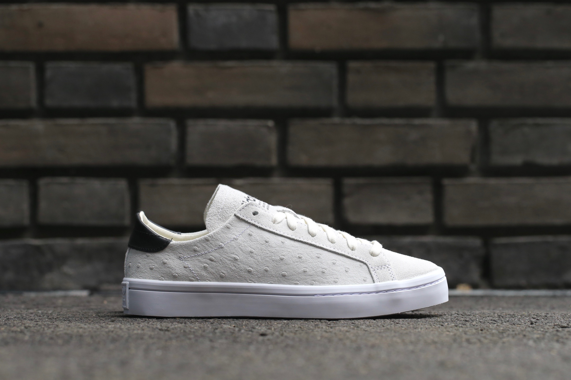 adidas Originals Court Vantage W - Ftwr White Ftwr White