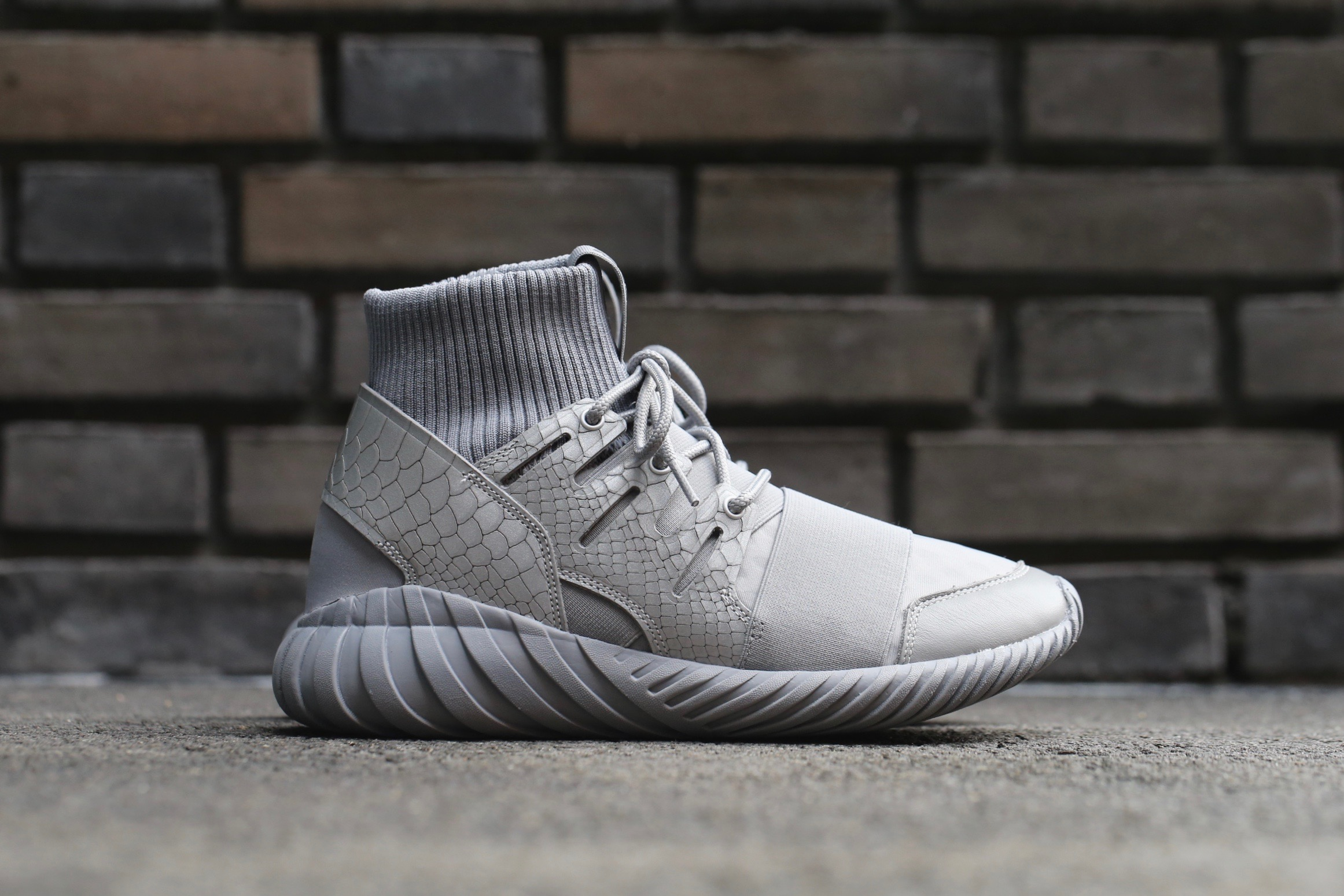 "1fe3751d3fd6 adidas Originals Tubular Doom ""Luxe Textile"" Pack – Ch Solid Grey ..."