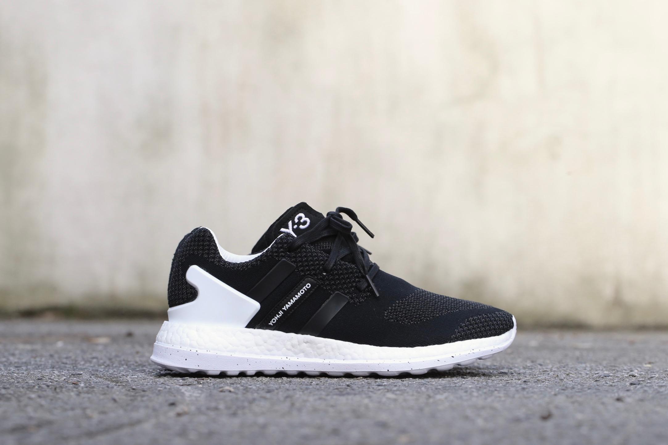 Adidas Y-3 Puro Impulso Zg Tejer 'blanco / Negro' 8zOMws