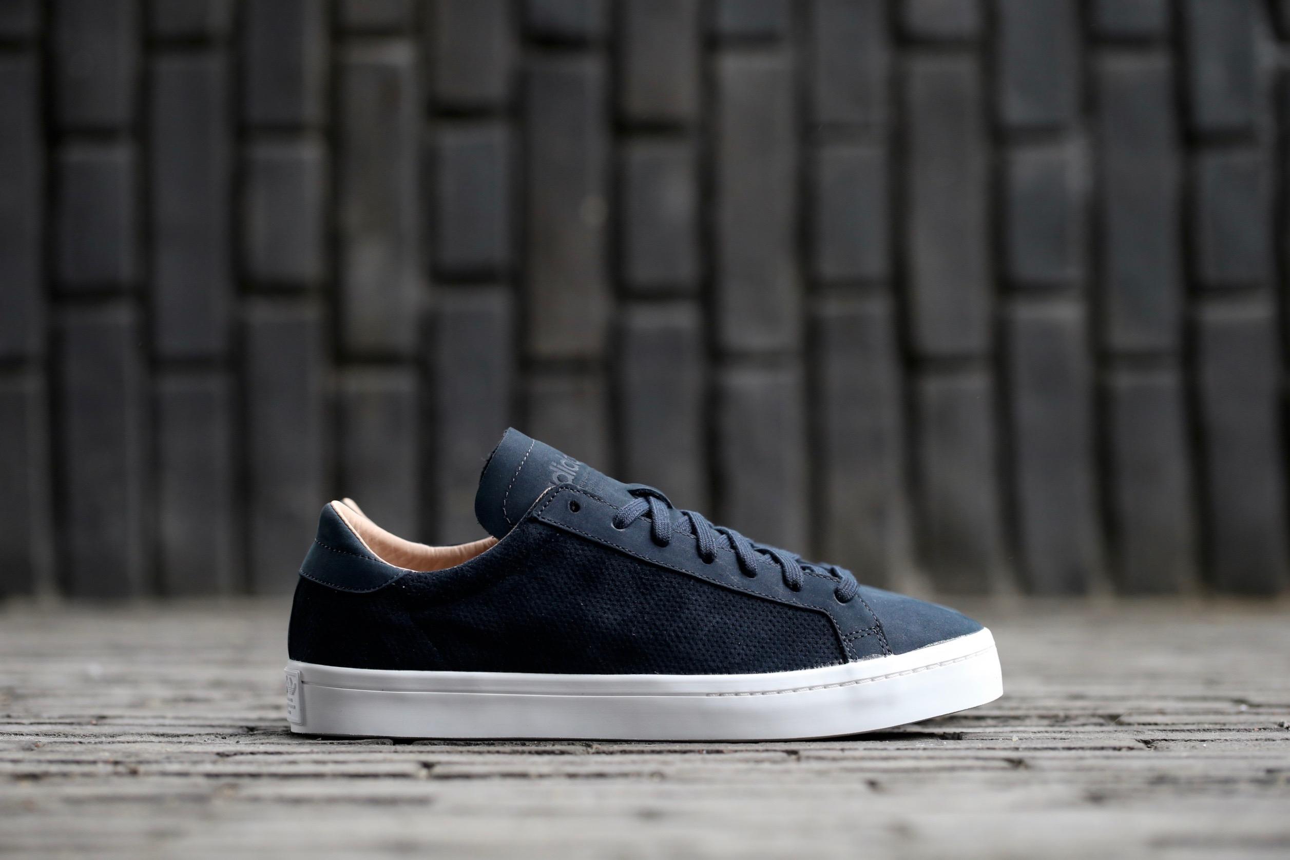 84cf6dc90841 adidas Originals Court Vantage – Night Navy   Night Navy   Dust ...