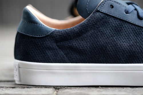 adidas Originals Court Vantage - Night Navy / Night Navy / Dust Pearl