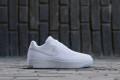 Nike W Air Force 1 Flyknit Low - White / White