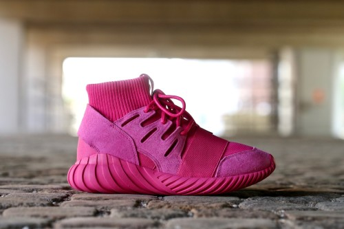 adidas Originals Tubular Doom - Pink / Pink