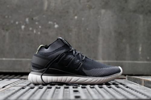 adidas Originals Tubular Nova PK - Shadow Black / Core Black / Future Forest