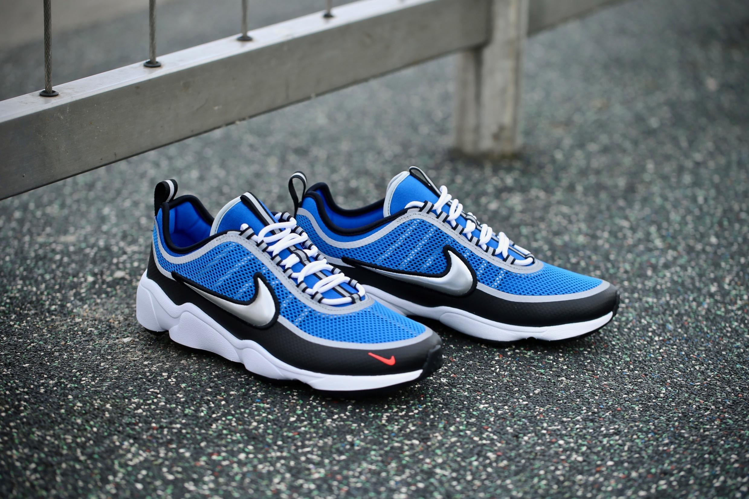 Nike Air Zoom Spiridon – Regal Blue