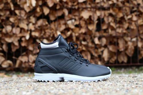 adidas Originals ZX Flux Winter - Core Black / Core Black