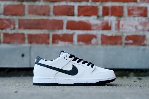 Nike SB Dunk Low Pro Ishod Wair - White / Black
