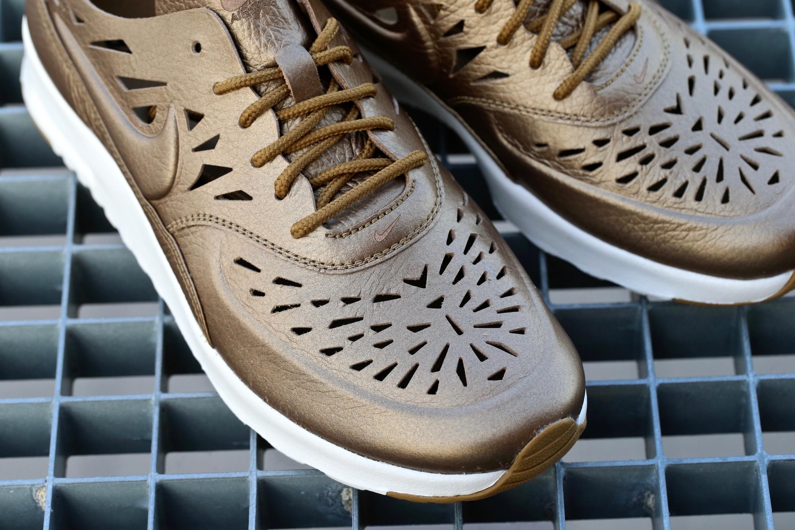 Nike Air Max Thea Joli Metallic Golden Tan Golden Beige Phantom