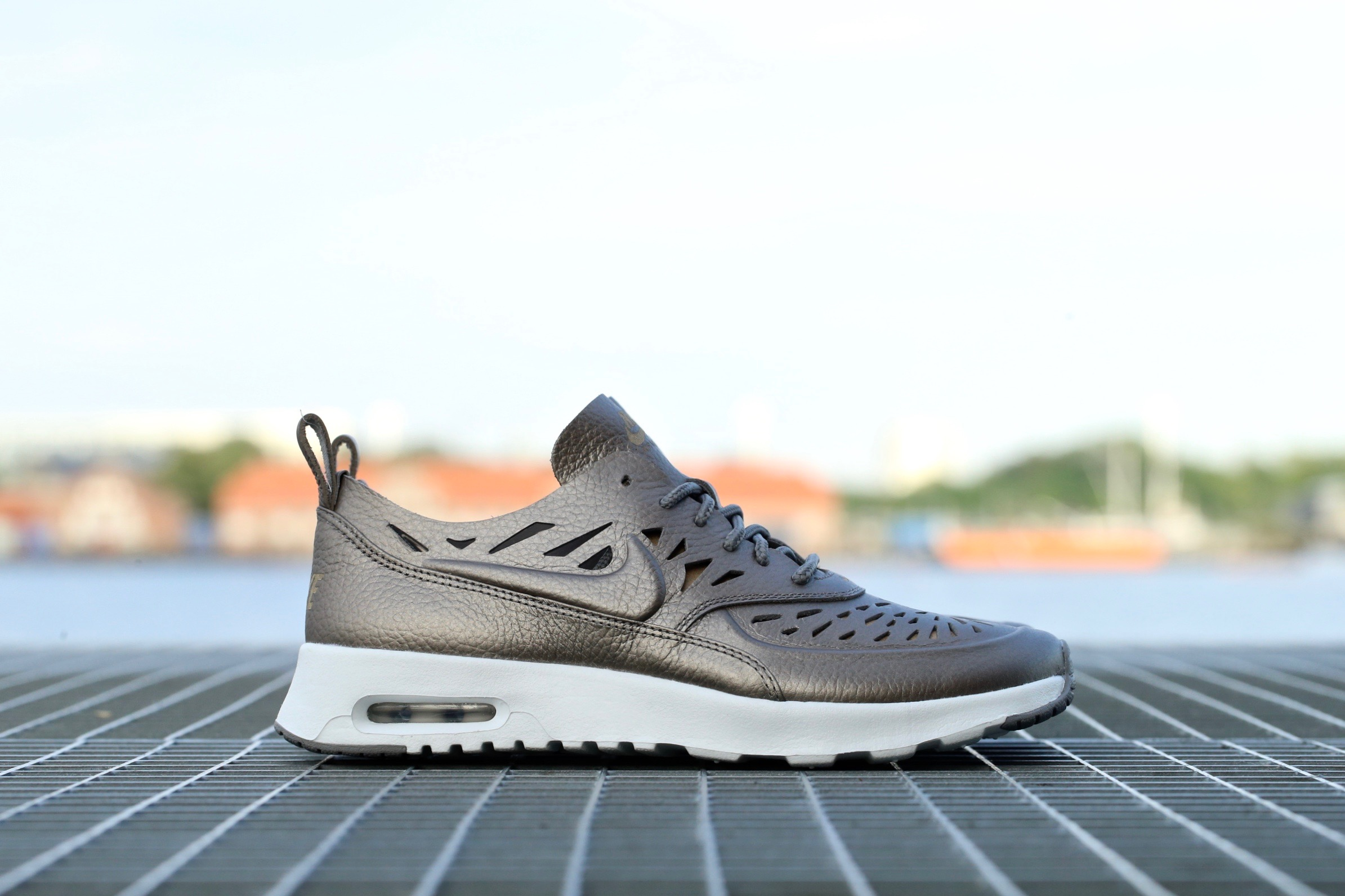 Nike Air Max Thea Joli Metallic Pewter Dust Off White