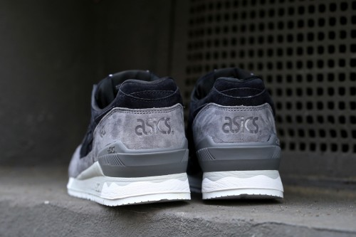 "ASICS Gel-Respector ""Moon Crater"" Pack - Black / Black"